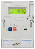 Intelligentes Strom-Meter Lizenzfreie Stockfotos