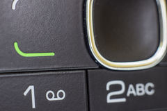 Intelligentes Telefon Stockbild
