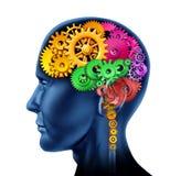 Intelligenza umana Immagine Stock