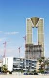 Intempo skyscraper in Benidorm Royalty Free Stock Photo