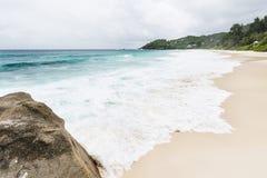 Intendance Anse, Mahe, Сейшельские островы Стоковое Изображение