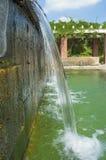 Intense flow of water Stock Image