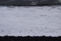 Intense golven Achtergrondmateriaal Royalty-vrije Stock Foto's