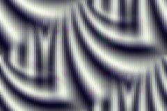 Intense ijzige blu abstracte achtergrond Stock Afbeelding