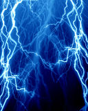 Intense lightning Royalty Free Stock Image
