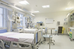 Intensive care unit Stock Photography