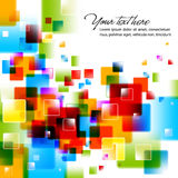 Intensive Colors. Abstract EPS10 Vector Background Stock Photography