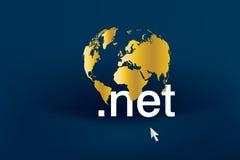 Inter Business 03. World wide web business modern technology business Royalty Free Stock Photo