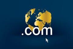 Inter Business 06. World wide web business modern technology business Stock Photos