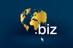 Inter Business 11. World wide web business modern technology business Stock Photography