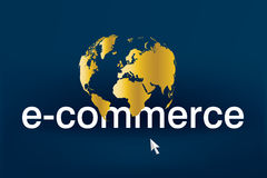 Inter Business 12. World wide web business modern technology business Royalty Free Stock Images