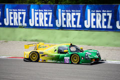 Inter Europol Competition Sports Prototype Royalty Free Stock Image