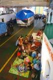 Inter-island ferry Stock Photos