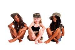 inter ras- för harmoni Arkivbilder
