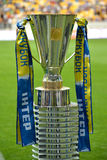 Inter super Cup Stock Images