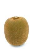 Intera frutta di kiwi non sbucciata fotografia stock