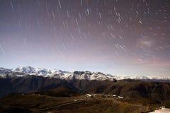 Interamerikanisches Beobachtungsgremium Cerro-Tololo Stockfoto