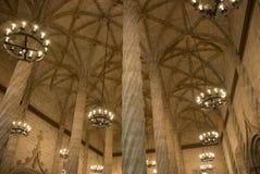 Intercambio de seda de Valencia Fotos de archivo libres de regalías