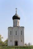 intercesi kościelny nerl Russia Obrazy Royalty Free