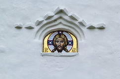 Intercesja kościół, Veliky Novgorod obraz royalty free