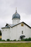 Intercesja kościół, Veliky Novgorod fotografia royalty free