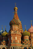 Intercession Cathedral in Moscow, Russia Stock Photography