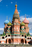 Intercession Cathedral at Red Square. Stock Photography