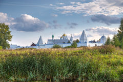 Intercession (Pokrovsky) Monastery in Suzdal. Russia Royalty Free Stock Image