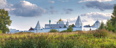 Intercession (Pokrovsky) Monastery in Suzdal. Russia Stock Photography