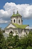 Intercession of the Theotokos church in Kiev Royalty Free Stock Image