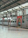 Intercity τραίνο στοκ εικόνες με δικαίωμα ελεύθερης χρήσης