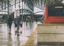Intercity τραίνο στοκ εικόνες