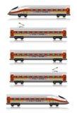 InterCity Express Stock Photography