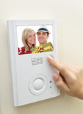 Intercom Royalty Free Stock Photos