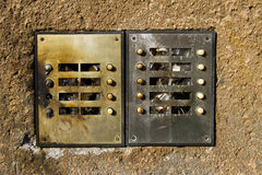 Intercom system Stock Images
