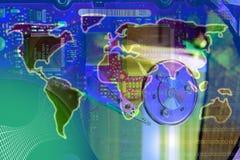 Interconexão Imagens de Stock Royalty Free