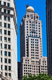 intercontinental chicago hotell Arkivbild