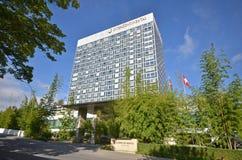 Intercontinental Geneva Stock Image