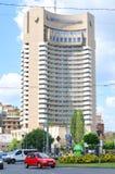 Intercontinental hotel Stock Photo