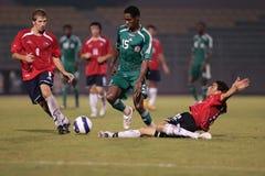 Intercontinental U-23 Football Championship Stock Images