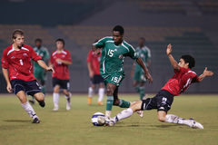 Intercontinental U-23 Football Championship Stock Image