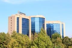 intercontinentale Almaty, il Kazakistan Fotografia Stock