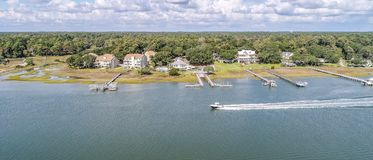 Intercostal Waterway Stock Images