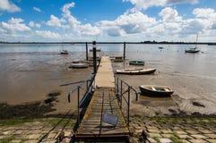 Interdit de bateaux Photo stock