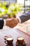interes dorosłych biznesmena senior umowy obrazy royalty free