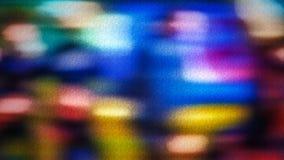 Interessante kleurrijke vage textuur voor achtergrond Stock Afbeelding