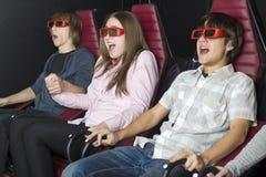 Interessantes Kino Lizenzfreie Stockfotos
