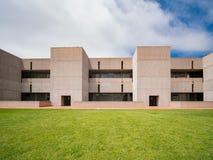 Interessieren Sie Gebäude von Salk-Institut für biologische Studien Stockfotografie