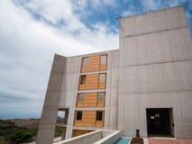 Interessieren Sie Gebäude von Salk-Institut für biologische Studien Stockfotos