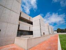 Interessieren Sie Gebäude von Salk-Institut für biologische Studien Lizenzfreie Stockfotografie